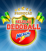 Dedo Ball - Nescau Cereal